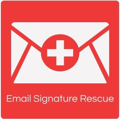Email Signature Rescue | An Affiliate of Scribaceous.com