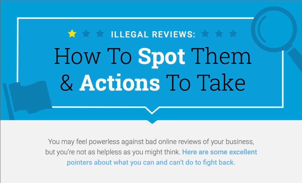Illegal Reviews: How To Spot Them And Actions To Take | SCRIBACEOUS.COM