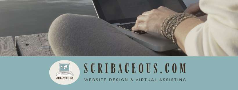 GRAPHIC DESIGN: Branded Facebook Page Cover | SCRIBACEOUS.COM