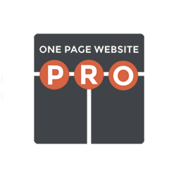 One Page Logo Pro