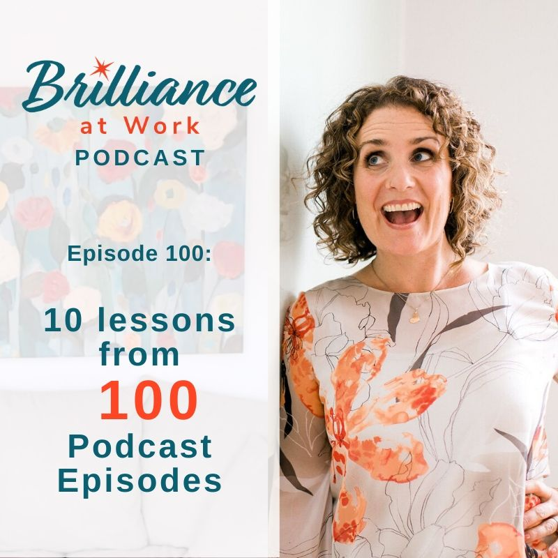 Brilliance at Work Podcast