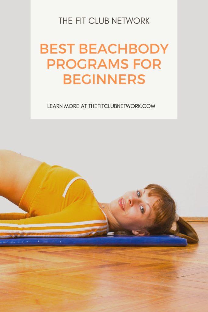 Best Beachbody Programs for Beginners