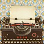 Retro Typewriter Slide