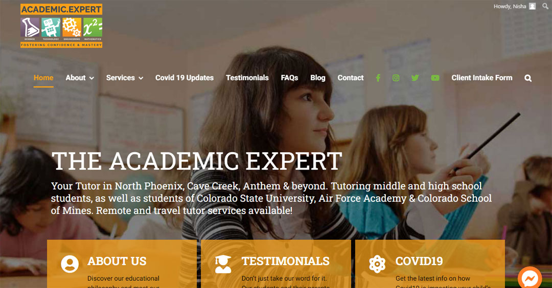 The Academic.Expert