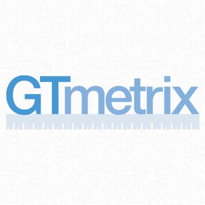 GTMetrix Speed Test | SCRIBACEOUS.COM