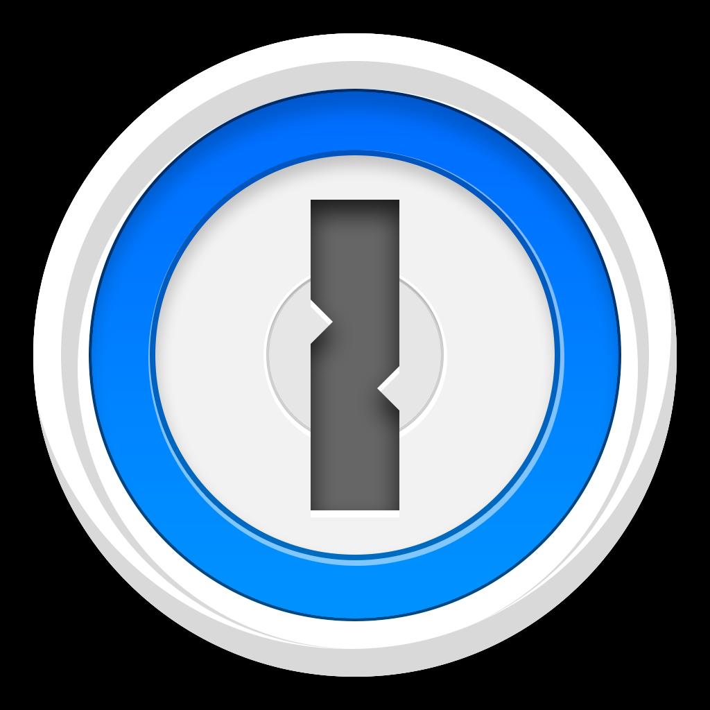 1 Password Logo