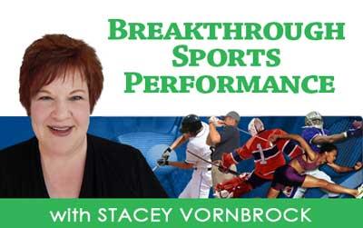 Breakthrough Sports Performance Stacey Vornbrock