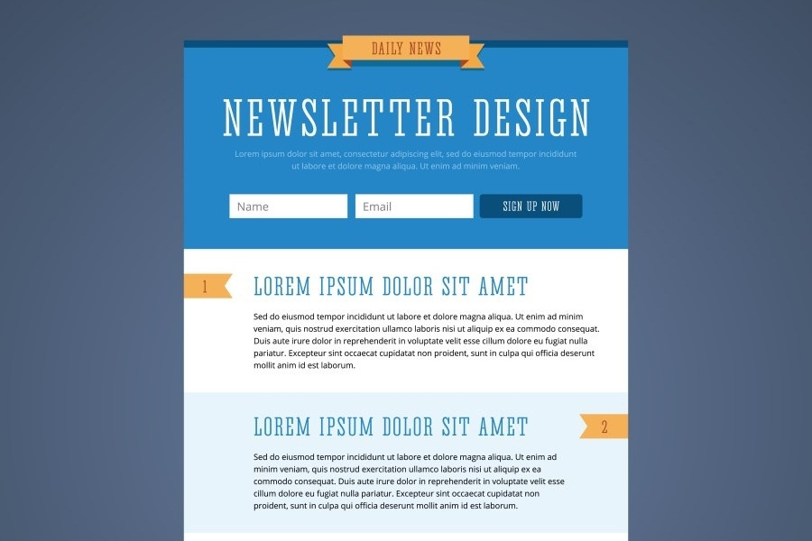 SMALL BUSINESS TIP #15: How to Create FREE Custom Email Newsletter Templates | SCRIBACEOUS.COM
